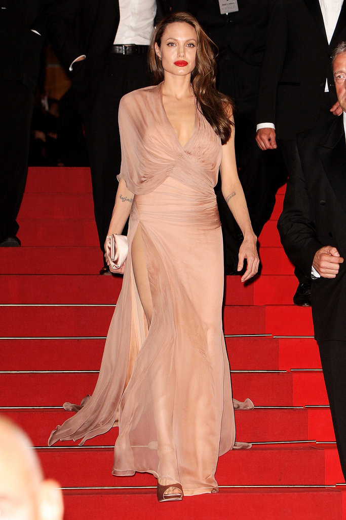 Angelina Jolie at the 2009 Cannes Film Festival