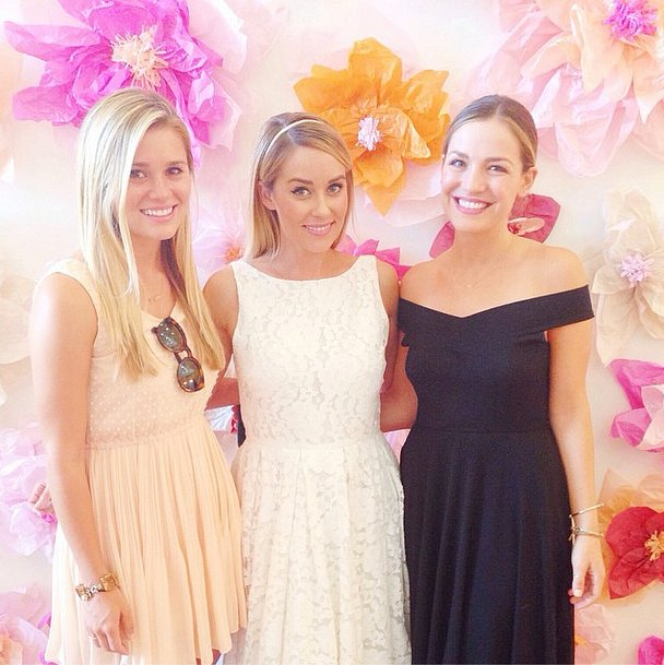 Peek Inside Lauren Conrad's Dreamy Wedding Shower