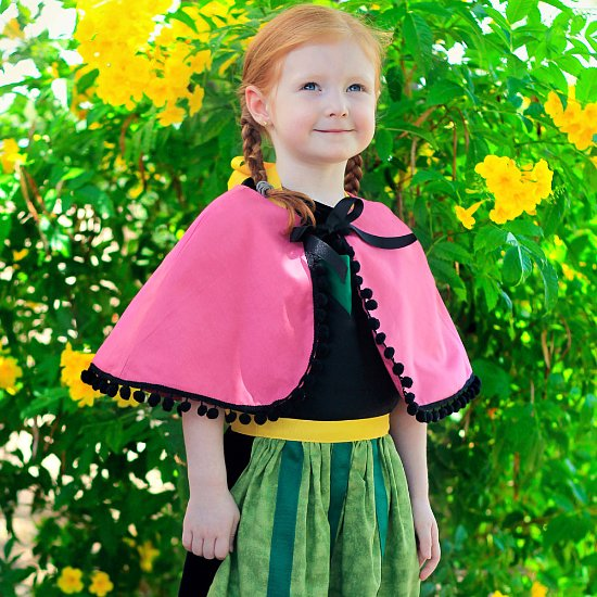 Handmade Frozen Costumes For Kids