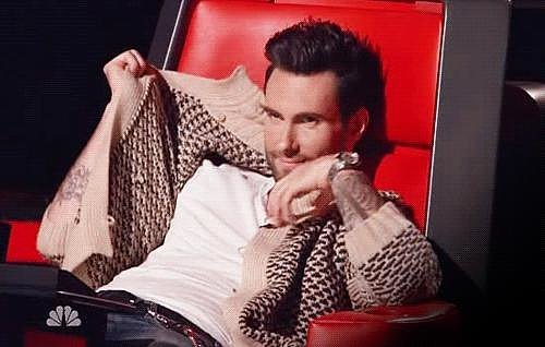 We're Right There With You, Adam Levine