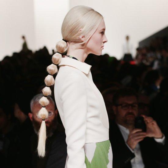 Runway Hair Trend Ideas For Fall 2014