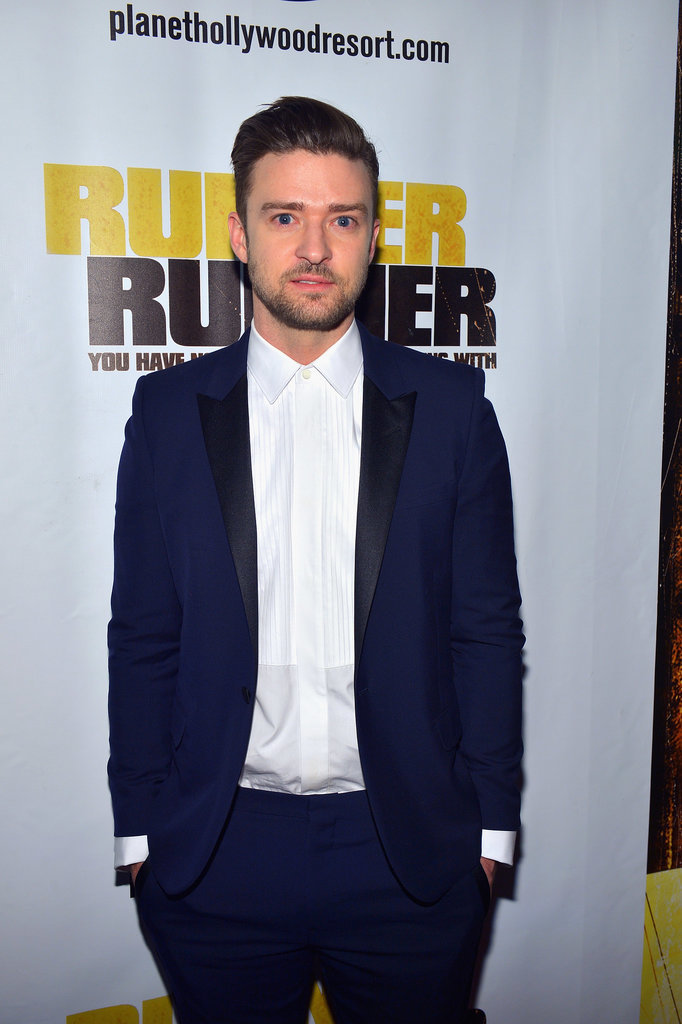 . . . and Justin Timberlake!
