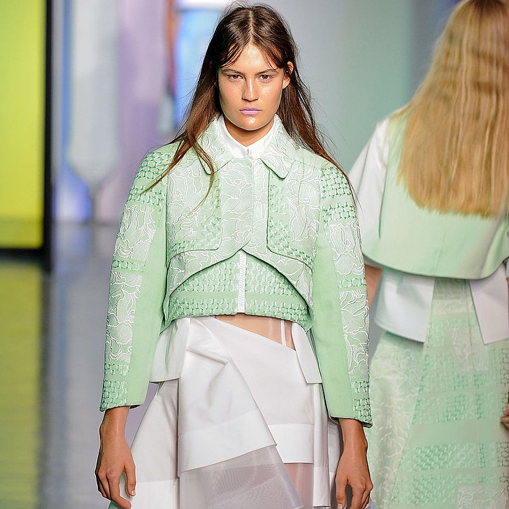 Is This Already the Hottest Color of Spring 2015?