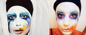 "Halloween Costume: Lady Gaga's ""Applause"" Makeup Tutorial"