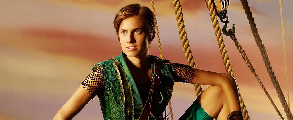 Check Out the First Picture of Allison Williams as Peter Pan