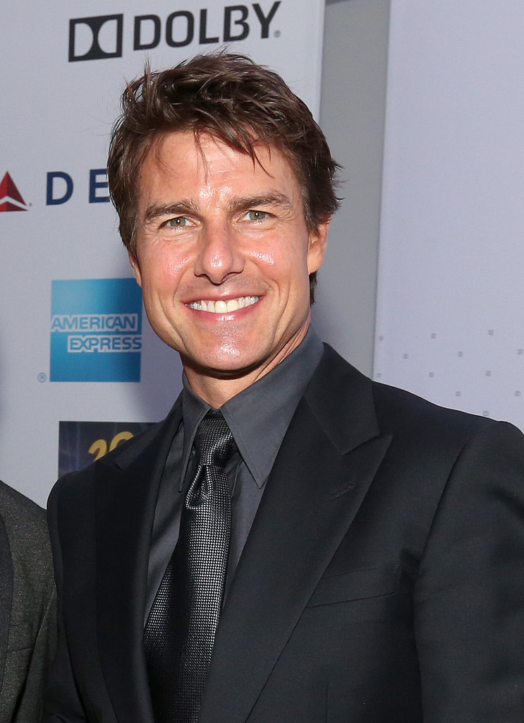 Tom Cruise = Thomas Cruise Mapother IV