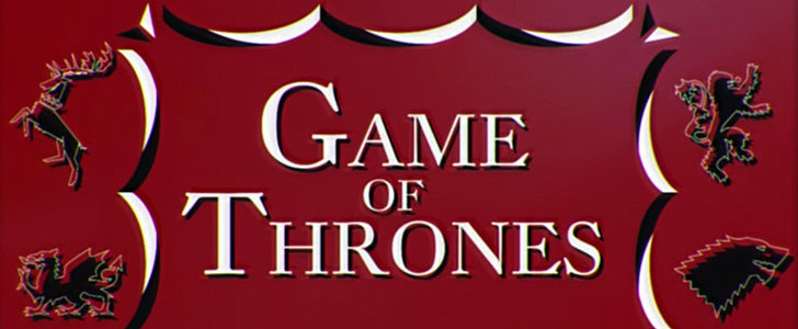 How the Game of Thrones Opening Would Have Looked in the '60s