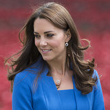 Royal Report: Kate Preps For a Big Trip Abroad Without George or William
