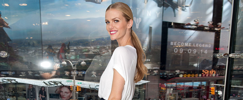 Brooklyn Decker Makes Dressing Up This Easy