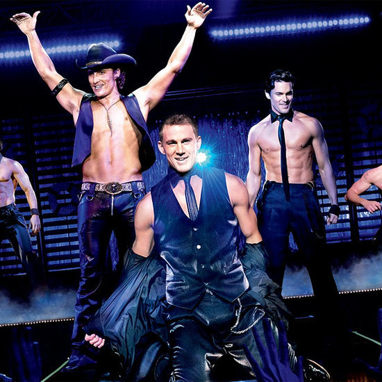 Sexy Magic Mike GIFs