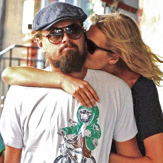 Toni Garrn Kisses Leonardo DiCaprio in NYC | Pictures
