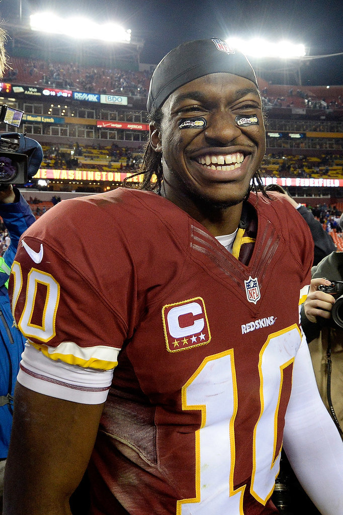 Robert Griffin III, Washington Redskins