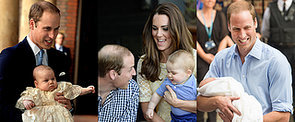 Prince George's 13 Most Precious Moments With His Dad