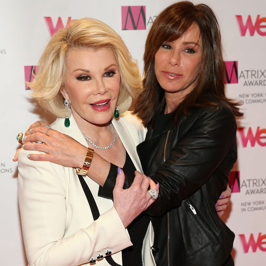 Joan Rivers Talks About Her Life and Death