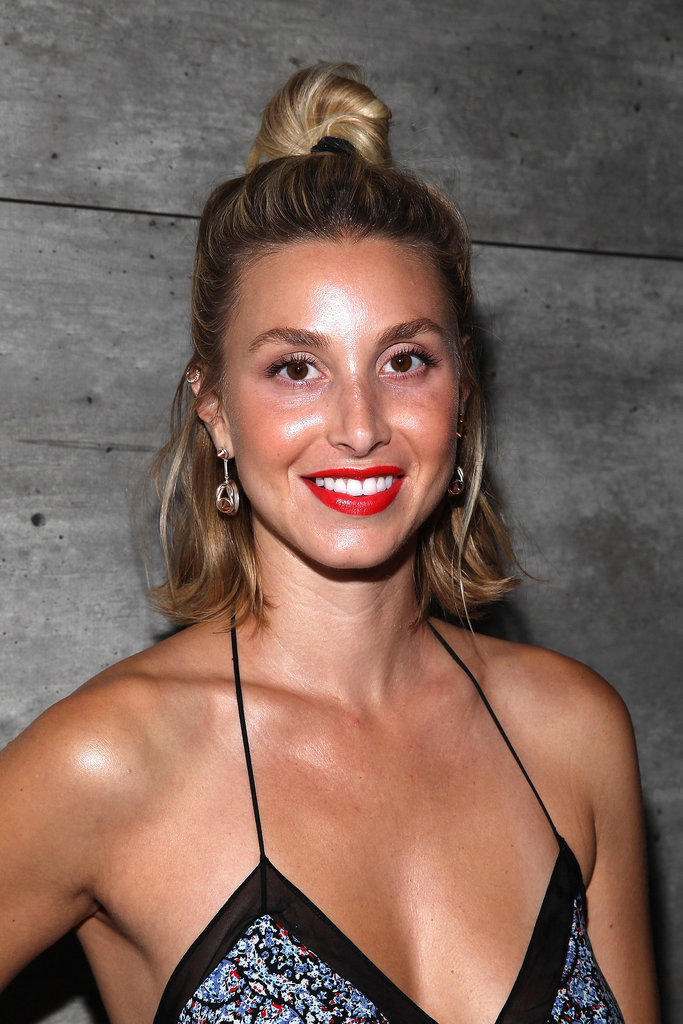 Whitney Port at Charlotte Ronson