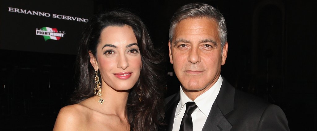 George Clooney Gushes About His Bride-to-Be, and It's Adorable