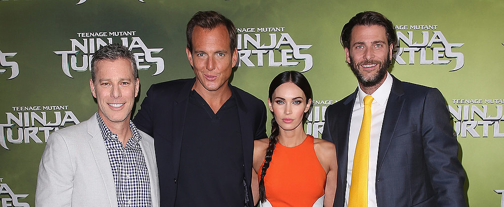 Megan Fox Brings the Sexy and Will Arnett Brings the Funny to Sydney