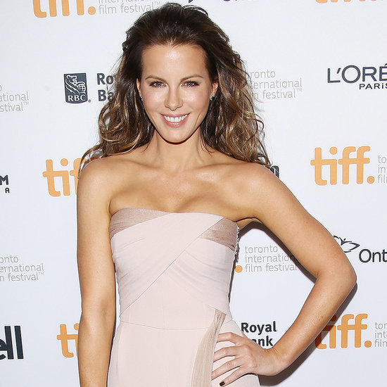 Kate Beckinsale in Azzaro Jumpsuit Toronto Film Festival