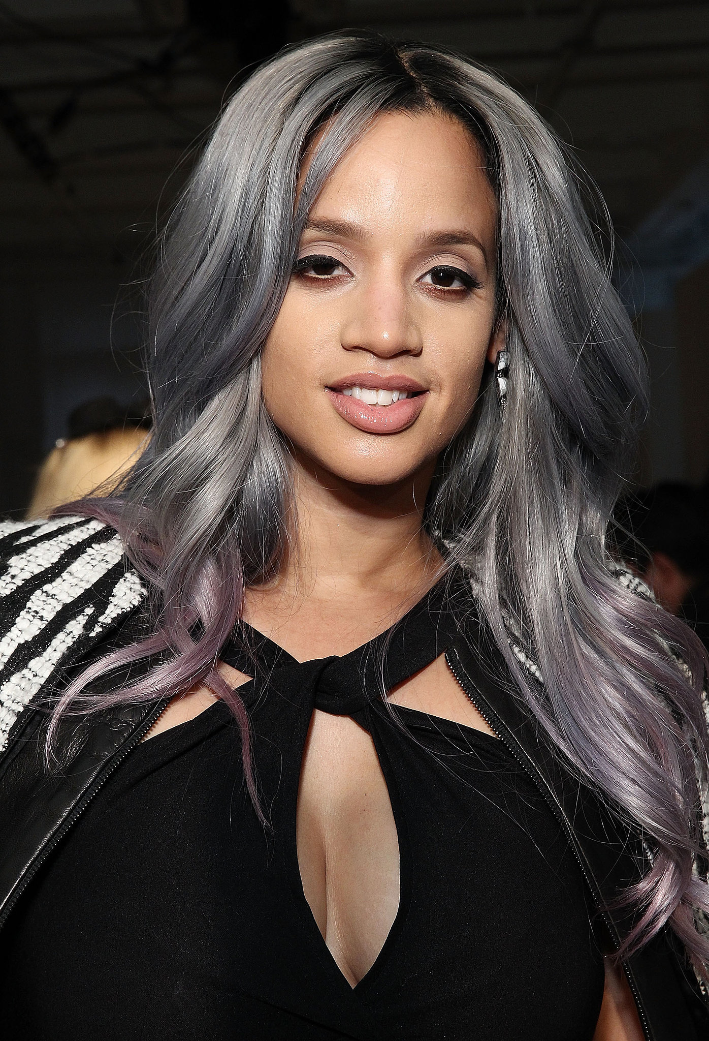 Dascha Polanco Ruby Rose S Cool Blue Strands And More
