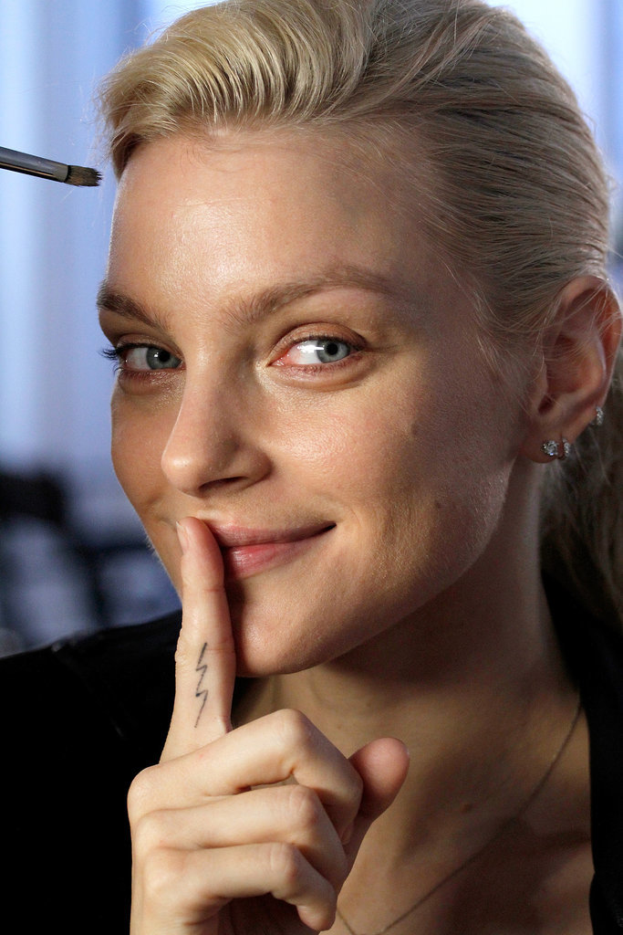 Jessica Stam at Public School