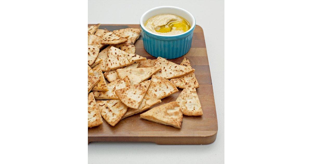 Greek Pita Chips Homemade Pita Chips | Eat Like