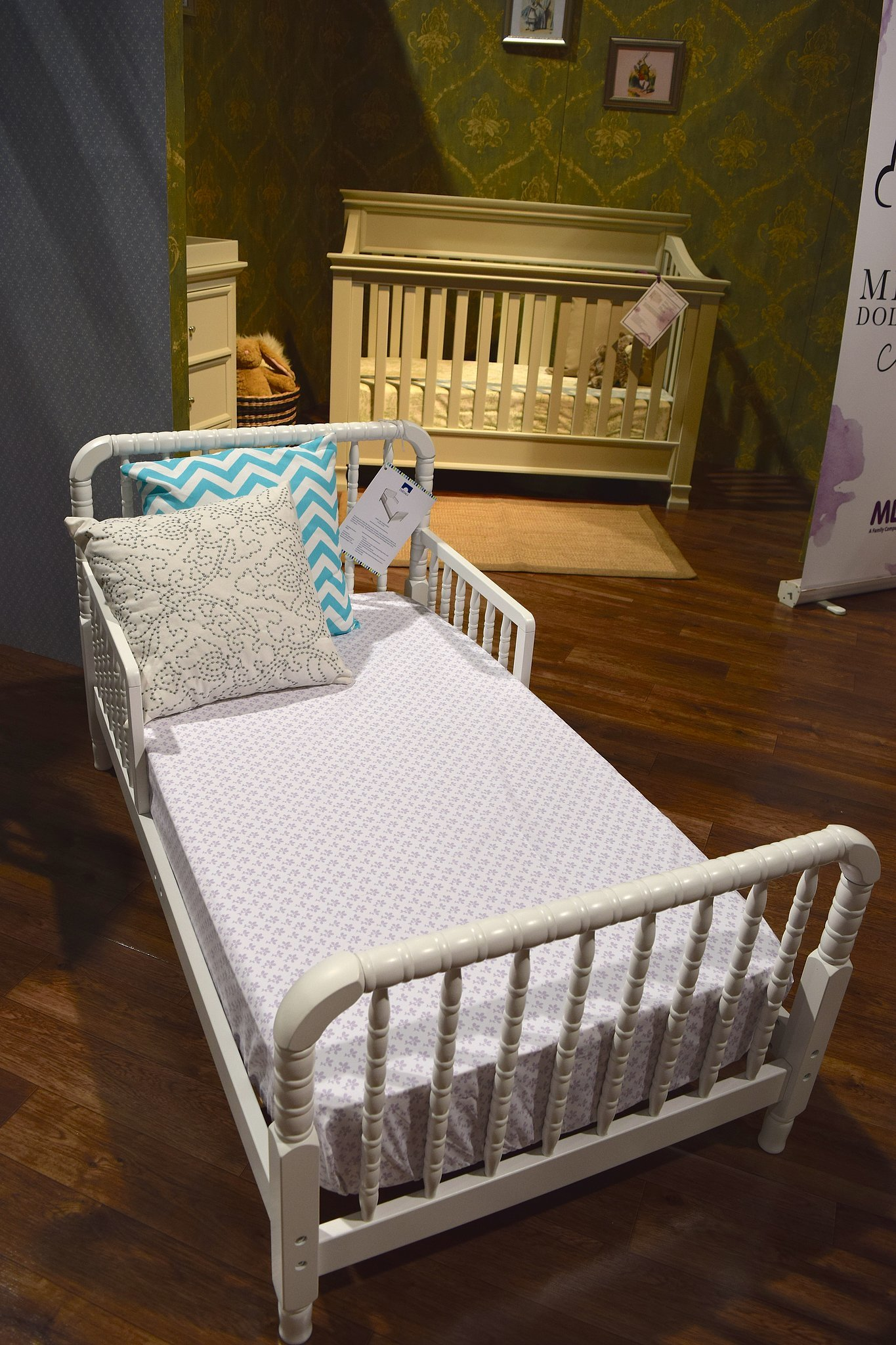 jenny lind line to the toddler set with this jenny lind toddler bed evenflo jenny - Jenny Lind Bed