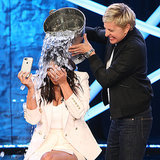 Kim Kardashian's Full Ice Bucket Challenge | Video