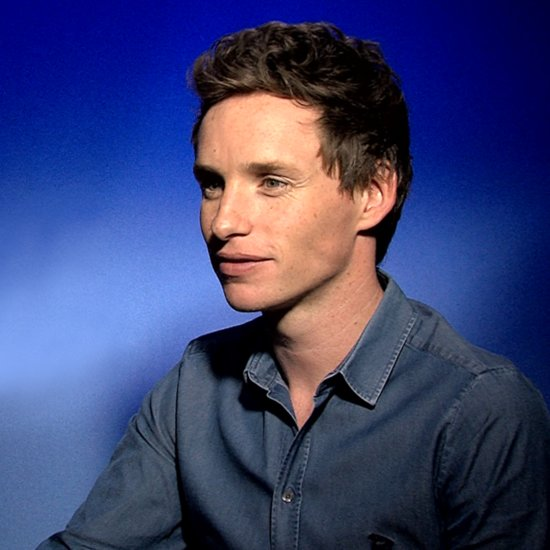 Eddie Redmayne's Transformation Into Stephen Hawking