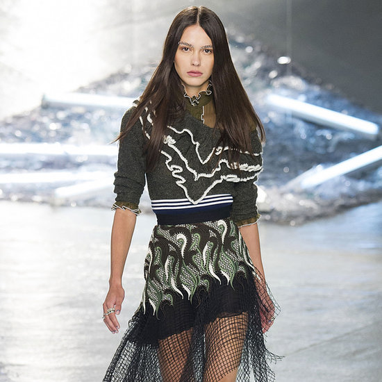 Rodarte Spring 2015 Show | New York Fashion Week