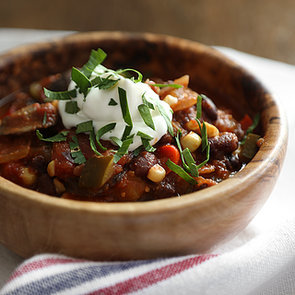 Slow-Cooked Vegetarian Chilli