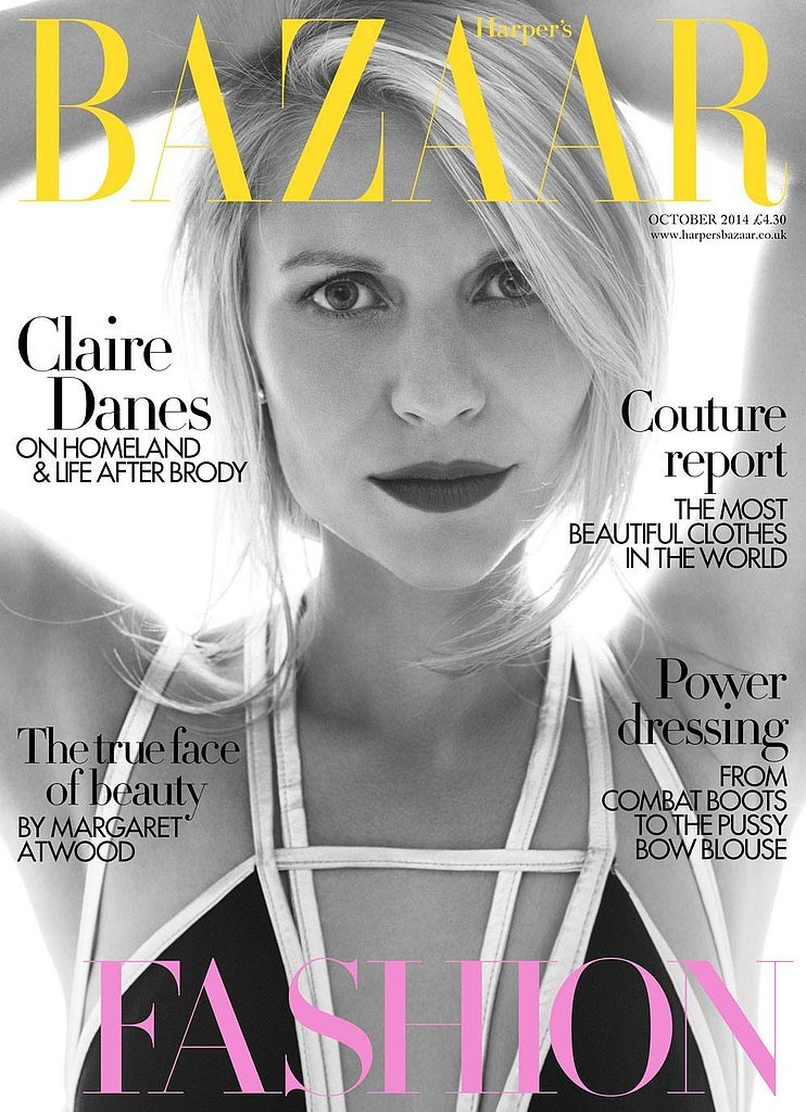 Harper's Bazaar UK October 2014
