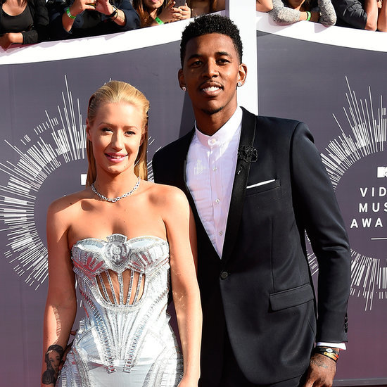 Nick Young Likes Taking Iggy Azalea's Clothes Off