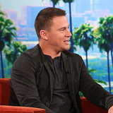 Channing Tatum Interview on The Ellen Show | Video