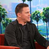 Channing Tatum Interview on The Ellen Show | Video
