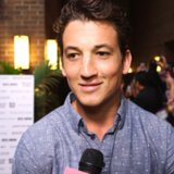 Miles Teller Whiplash Interview