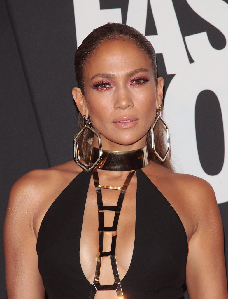 Jennifer Lopez at Fashion Rocks