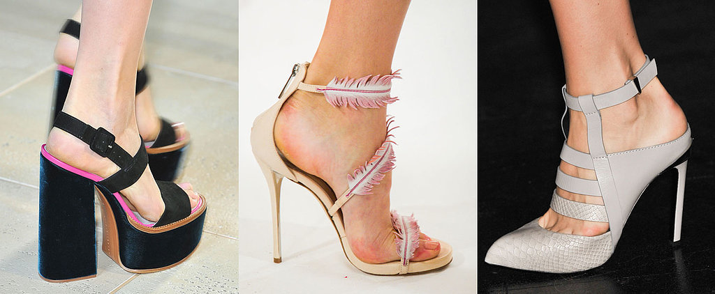 The 12 Best Shoes on the Spring '15 Runways
