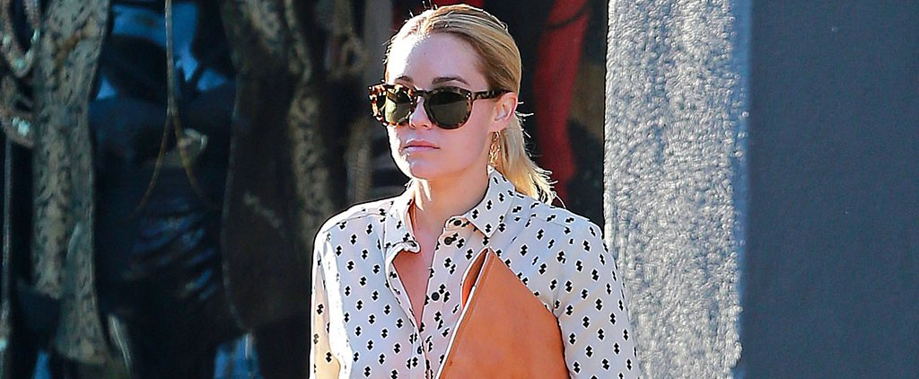 Lauren Conrad Shows Us How to Work Her Sweet-Girl Style