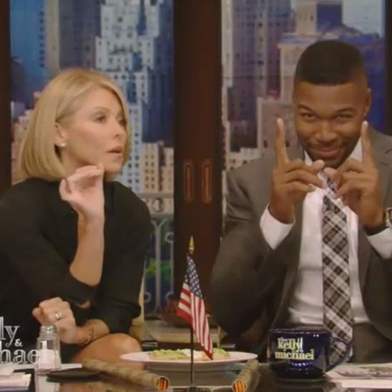 Kelly Ripa Talking About the iPhone 6 Plus | Video