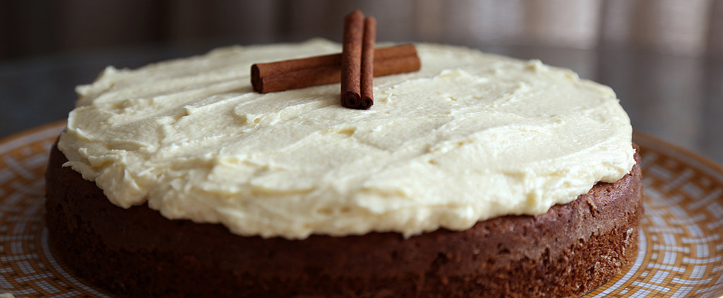 Naked Pumpkin Cake Is the Most Sensuous Way to Celebrate Fall