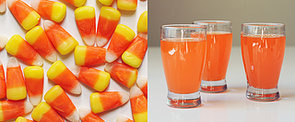 Get in the Spooky Spirit With Candy Corn Vodka