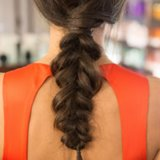 Get the Inside-Out Plait Right Off the Mara Hoffman Runway