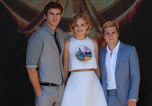 Jennifer Lawrence's Nude Photos Make Josh Hutcherson REALLY Mad