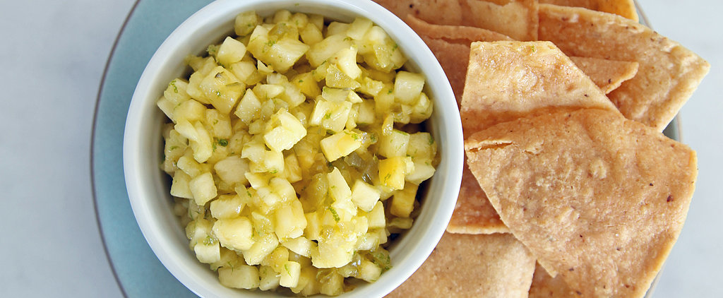 Pineapple Pickle Salsa Isn't a Pregnancy Craving — It's Just Plain Good