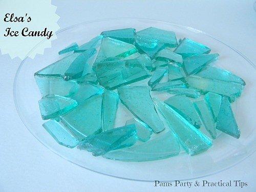 Elsa's Ice Candy