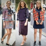 Best Street Style at London Fashion Week Spring 2015