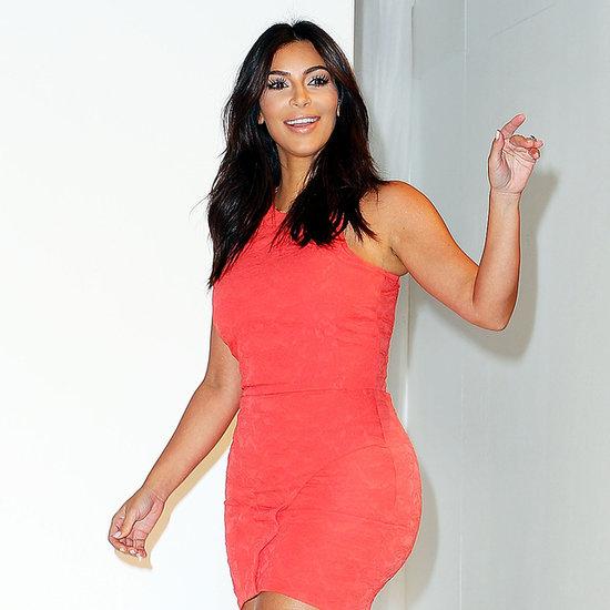 Kim Kardashian in Sydney Pictures September 2014