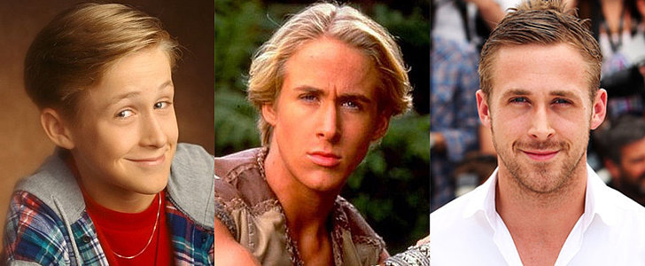 Look Back at Ryan Gosling's Heartthrob Evolution