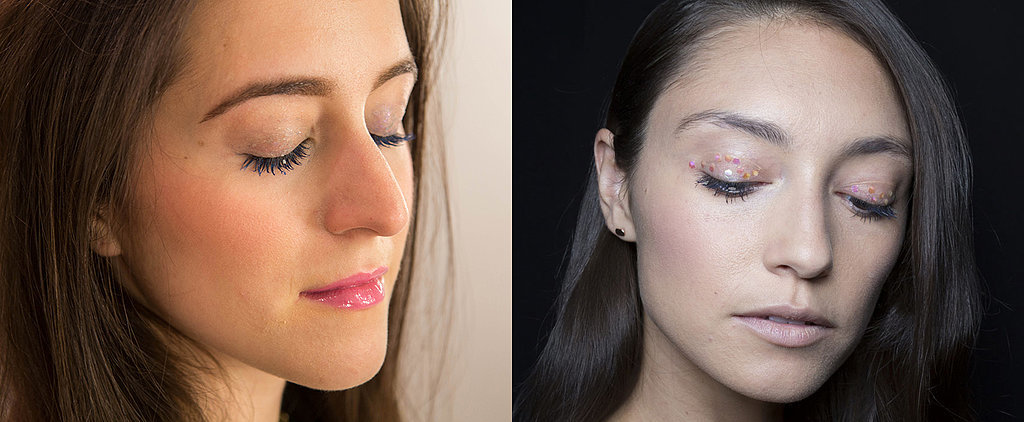 How to Rock (and Remove!) Glitter Eye Makeup For New Year's Eve