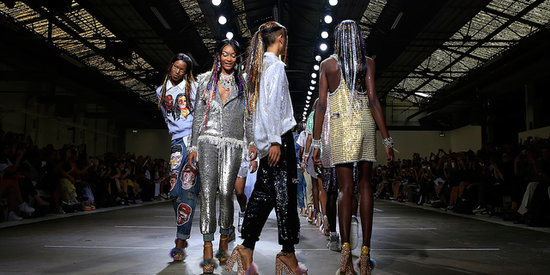 Why The Ashish Runway Show Is Much More Than A Kimye Sweatshirt